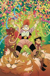 [Lumberjanes #73 (Cover A Leyh) (Product Image)]
