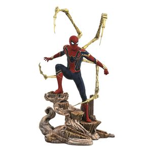 [Avengers: Infinity War: Marvel Gallery PVC Statue: Iron Spider-Man (Product Image)]