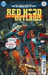 [Red Hood & The Outlaws #13 (Product Image)]