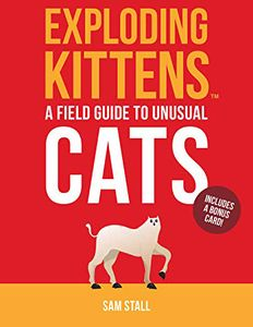 [Exploding Kittens: A Field Guide To Unusual Cats (Hardcover) (Product Image)]
