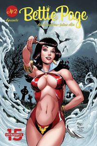 [Bettie Page: Unbound #2 (Cover A Royle) (Product Image)]