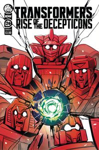 [Transformers #24 (Cover A Mcguire-Smith) (Product Image)]