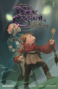 [Jim Henson's Dark Crystal: Age Of Resistance #7 (Cover A Finden) (Product Image)]