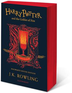 [Harry Potter & The Goblet Of Fire (Gryffindor Edition) (Product Image)]