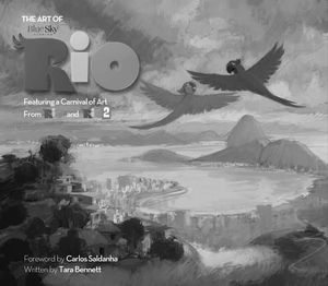 [The Art Of Rio: Featuring a Carnival Of Art From Rio & Rio 2 (Product Image)]