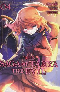 [The Saga Of Tanya Evil: Volume 4 (Product Image)]