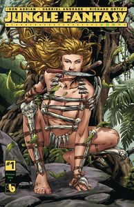[Jungle Fantasy: Ivory #1 (Ks Costume Change B) (Product Image)]