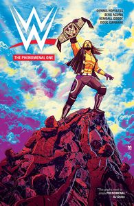 [WWE: The Phenomenal One (Product Image)]