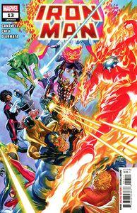 [Iron Man #13 (Product Image)]