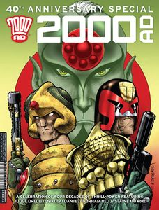 [2000AD: 40th Anniversary Special (Product Image)]