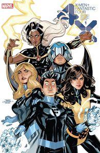 [X-Men: Fantastic Four #1 (Product Image)]