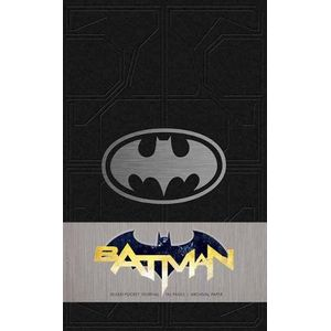 [DC: Batman: Ruled Pocket Journal (Hardcover) (Product Image)]