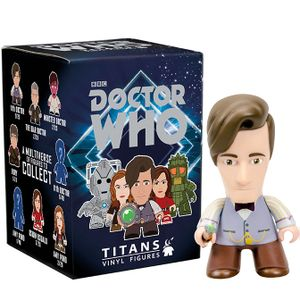 "[Doctor Who: TITANS: The 11th Doctor ""Geronimo!"" Collection (Single Figure) (Product Image)]"