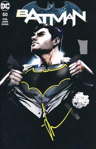 [Batman #50 (Forbidden Planet Exclusive - Jock Variant Signed Edition) (Product Image)]
