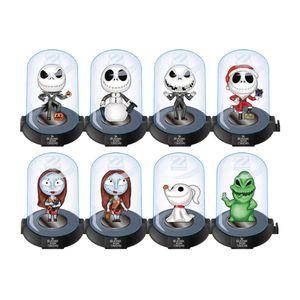 [Disney: Domez Figures: Nightmare Before Christmas (Product Image)]
