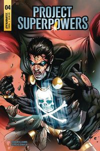 [Project Superpowers #4 (Cover F Davila) (Product Image)]