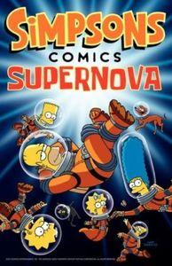 [Simpsons Comics: Supernova (Titan Edition) (Product Image)]