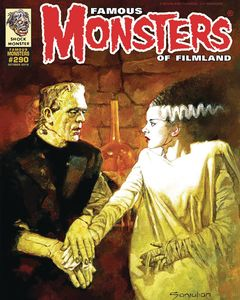 [Famous Monsters Of Filmland #290 (2018 Annual) (Product Image)]