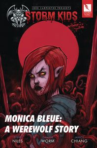 [John Carpenter Presents Storm Kids: Monica Bleue Werewolf (Product Image)]