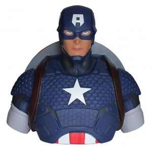 [Marvel: Bust Bank: Captain America (Product Image)]