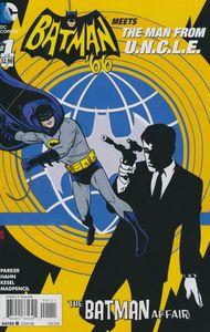 [Batman '66: Meets The Man From U.N.C.L.E. #1 (Product Image)]