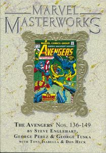 [Marvel Masterworks: Avengers: Volume 15 (DM Edition Hardcover) (Product Image)]