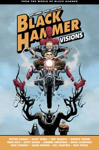 [Black Hammer: Visions: Volume 1 (Hardcover) (Product Image)]