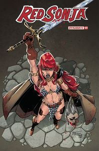 [Red Sonja #27 (Cover D Miracolo) (Product Image)]