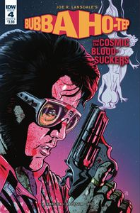 [Bubba Ho-Tep & Cosmic Blood-Suckers #4 (Cover B Galusha) (Product Image)]