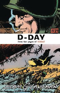 [D-Day: From Pages Of Combat: One Shot (Glanzman Cover) (Product Image)]