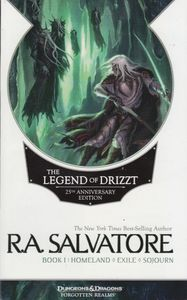 [Dungeons & Dragons: Forgotten Realms: Legend Of Drizzt: 25th Anniversary Book I (Product Image)]