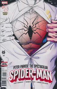 [Peter Parker: Spectacular Spider-Man #1 (Prem Variant) (Product Image)]