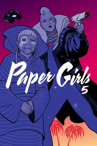 [Paper Girls: Volume 5 (Product Image)]