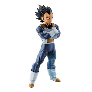 [Dragon Ball: Ichibansho PVC Statue: Vegeta Strong Chains (Product Image)]