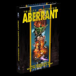 [Trinity Continuum: Aberrant (Hardcover) (Product Image)]