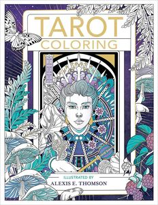 [Tarot Coloring (Product Image)]