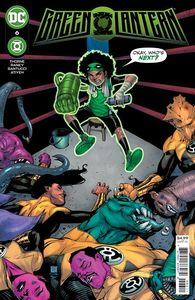 [Green Lantern #6 (Cover A Bernard Chang) (Product Image)]