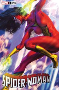 [Spider-Woman #1 (Artgerm Variant) (Product Image)]