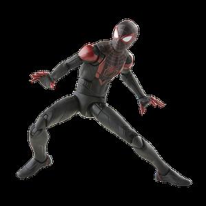 [Spider-Man: Marvel Legends Gamerverse Action Figure: Miles Morales (Product Image)]