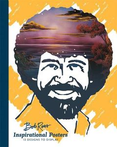 [Bob Ross Inspirational Posters: 12 Designs To Display (Product Image)]