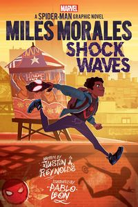 [Miles Morales: Shock Waves (Product Image)]