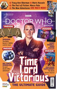 [Doctor Who Magazine #556 (Time Lord Victorious: Monstrous Beauty - Part 1) (Product Image)]