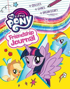 [My Little Pony: Friendship Journal (Hardcover) (Product Image)]