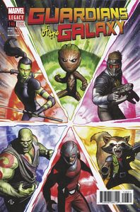[Guardians Of The Galaxy #146 (Granov Variant) (Legacy) (Product Image)]