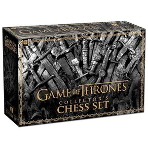 [Game Of Thrones: Chess Set (Product Image)]