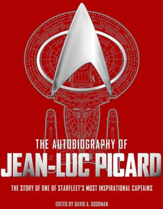 [Autobiography Of Jean-Luc Picard (Hardcover) (Product Image)]