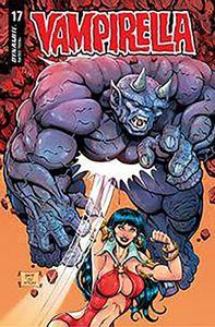 [Vampirella #17 (Robson Homage Variant) (Product Image)]