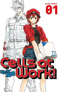 [Cells At Work: Volume 1 (Product Image)]