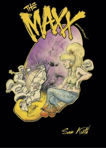 [The Maxx: Maxximized: Volume 6 (Hardcover) (Product Image)]