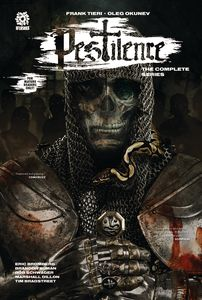 [Pestilence: Complete Series (Hardcover) (Product Image)]